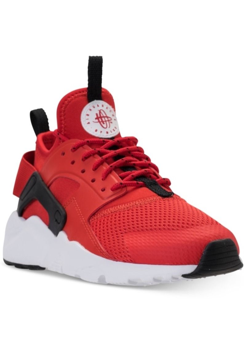 6982e6343242 Big Boys  Air Huarache Run Ultra Running Sneakers from Finish Line. Nike