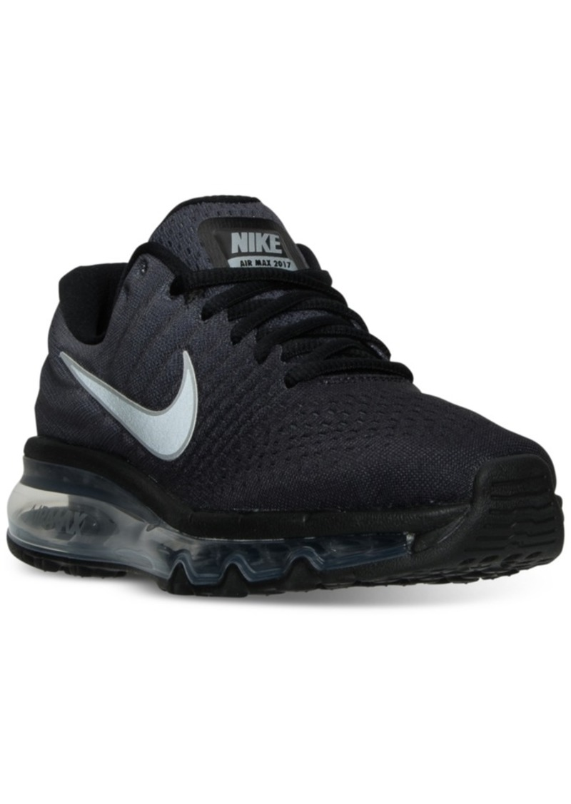 the latest 8bbaf 31aca Big Boys' Air Max 2017 Running Sneakers from Finish Line