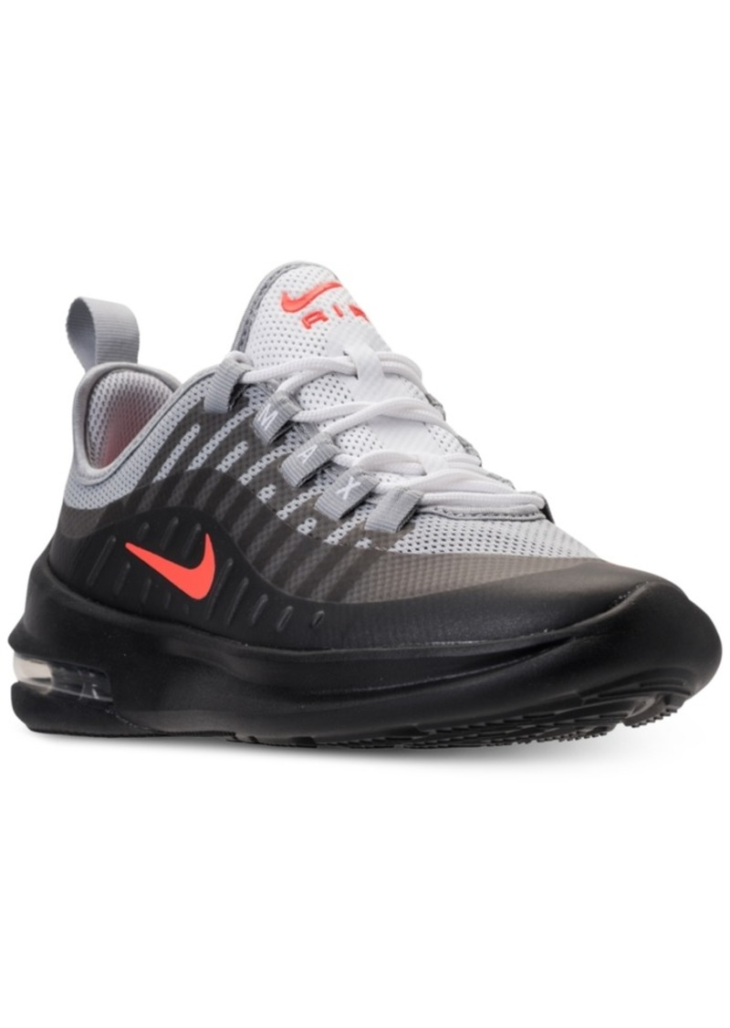 Nike Nike Big Boys Air Max Axis Casual Running Sneakers