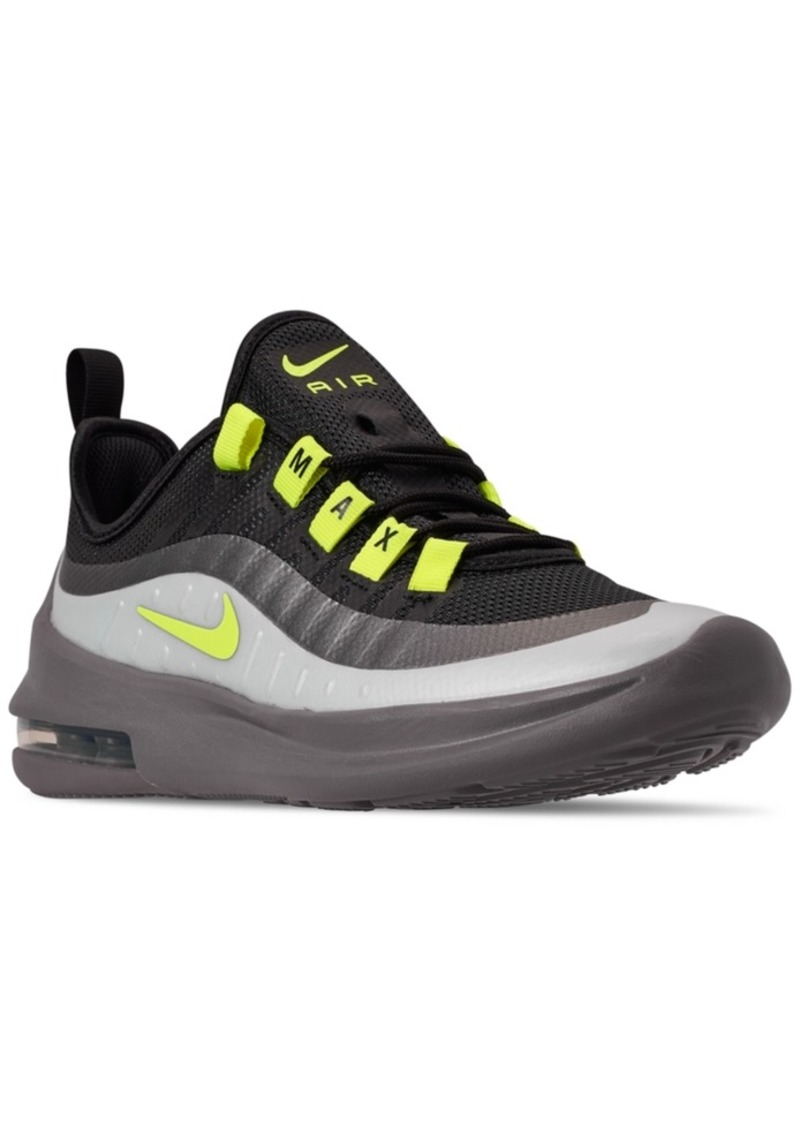 Nike Big Boys Air Max Axis Casual Running Sneakers from Finish Line
