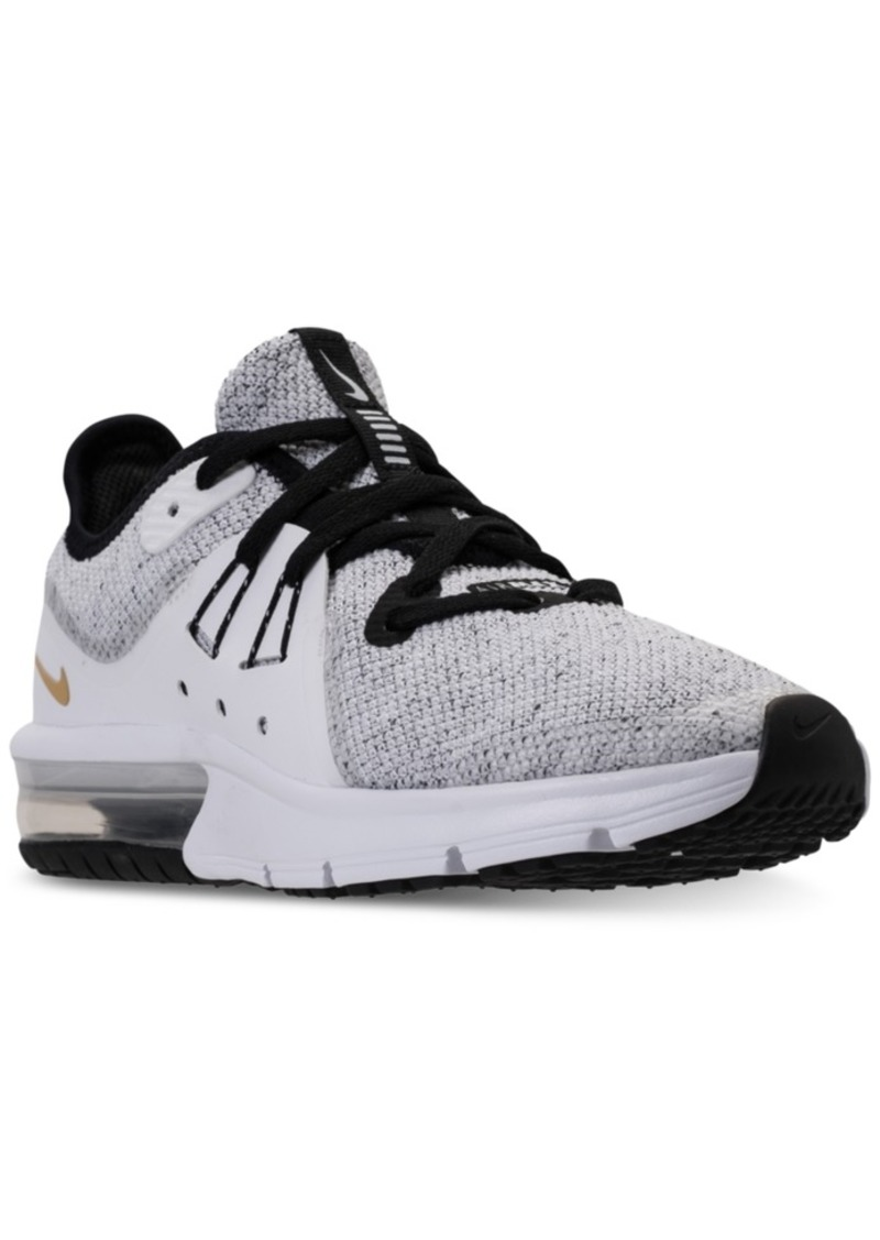 sneakers for cheap 18266 e1f0a Big Boys  Air Max Sequent 3 Running Sneakers from Finish Line. Nike
