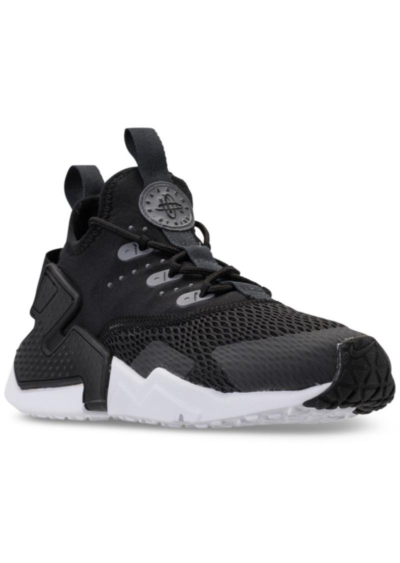reputable site 65a68 e0860 Nike Big Boys  Huarache Drift Casual Sneakers from Finish Line