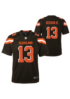 Nike Big Boys Odell Beckham Jr. Cleveland Browns Game Jersey