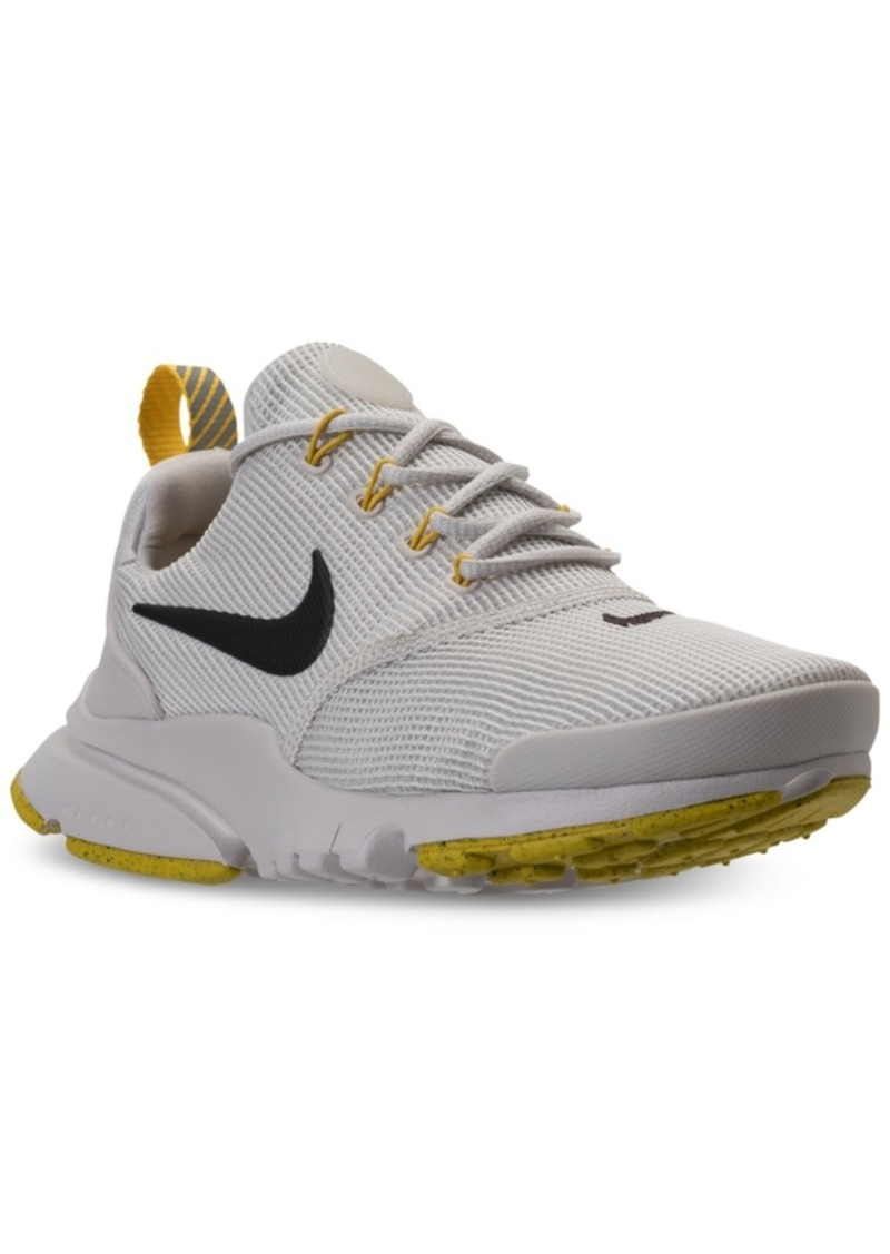 2dd6a2818 On Sale today! Nike Nike Big Boys' Presto Fly Running Sneakers from ...