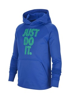 Nike Big Boys Therma Graphic Pullover Training Hoodie