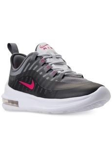 63ff657885 Nike Big Girls' Air Max Axis Casual Running Sneakers from Finish Line