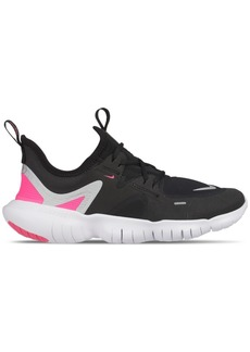Nike Big Girls' Free Rn 5.0 Running Sneakers from Finish Line