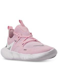 Nike Big Girls Free Rn 5.0 Running Sneakers from Finish Line