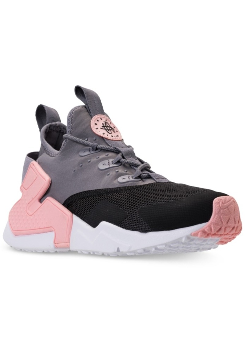 3cccf4732ce7 Nike Nike Big Girls  Huarache Drift Casual Sneakers from Finish Line ...