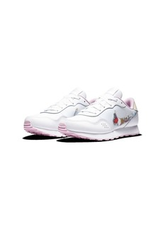 Nike Big Girls Md Valiant Floral Swoosh Casual Sneakers from Finish Line