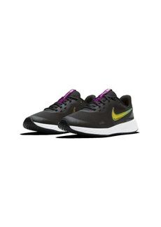 Nike Big Girls Nike Revolution 5 Power Running Sneakers from Finish Line