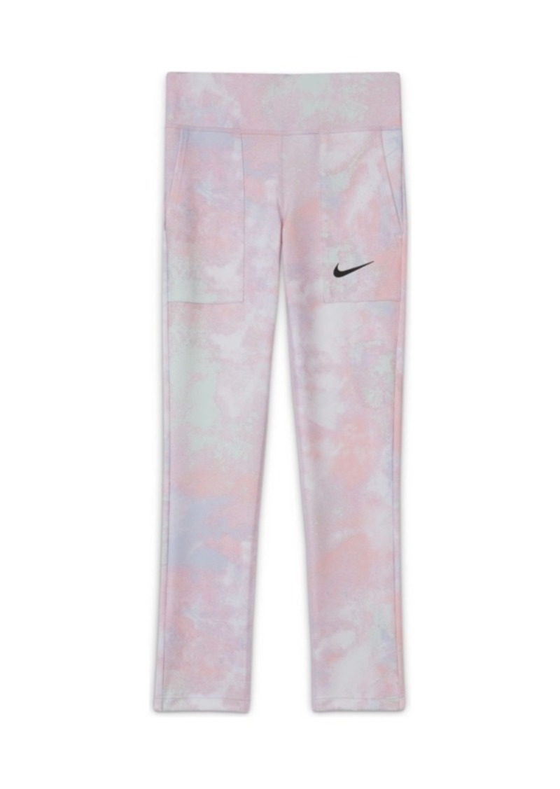 Nike Big Girls One Printed Leggings