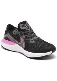 Nike Big Girls Renew Run Running Sneakers from Finish Line