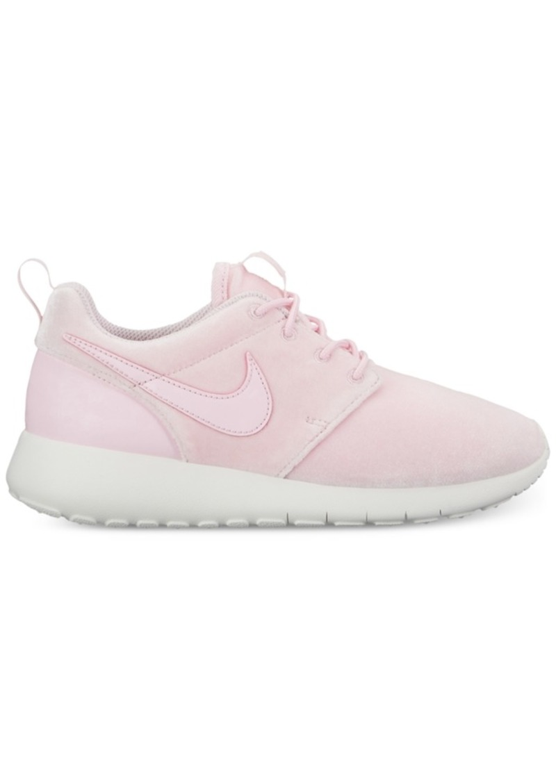 new product 52001 ff02a Big Girls' Roshe One Casual Sneakers from Finish Line