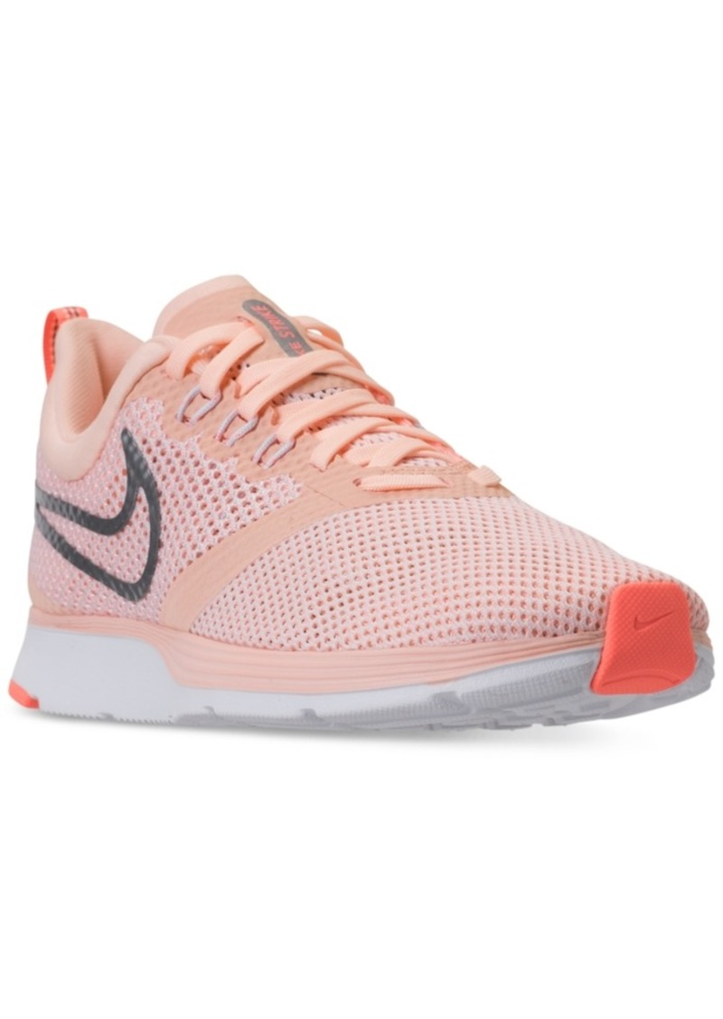 2399fe37d3e4 Nike Nike Big Girls  Strike Running Sneakers from Finish Line Now  49.98