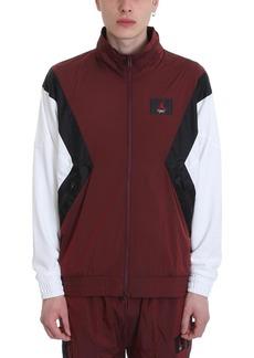 Nike Bordeaux Cotton Jacket