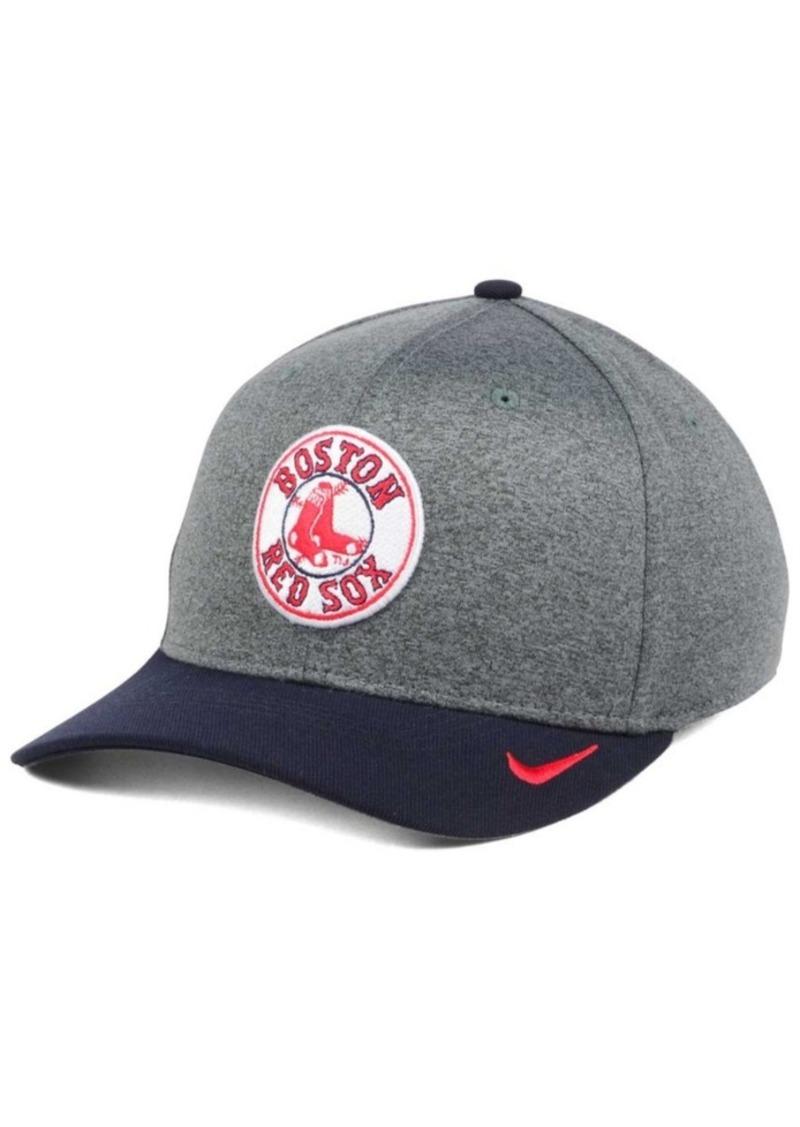 4cc4d375f82 SALE! Nike Nike Boston Red Sox Hight Tail 2Tone Flex Cap