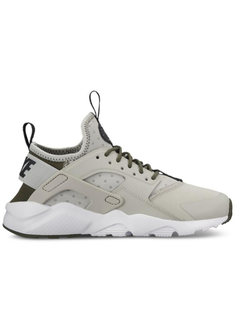 873c74a79 Big Boys' Air Huarache Run Ultra Running Sneakers from Finish Line. Nike