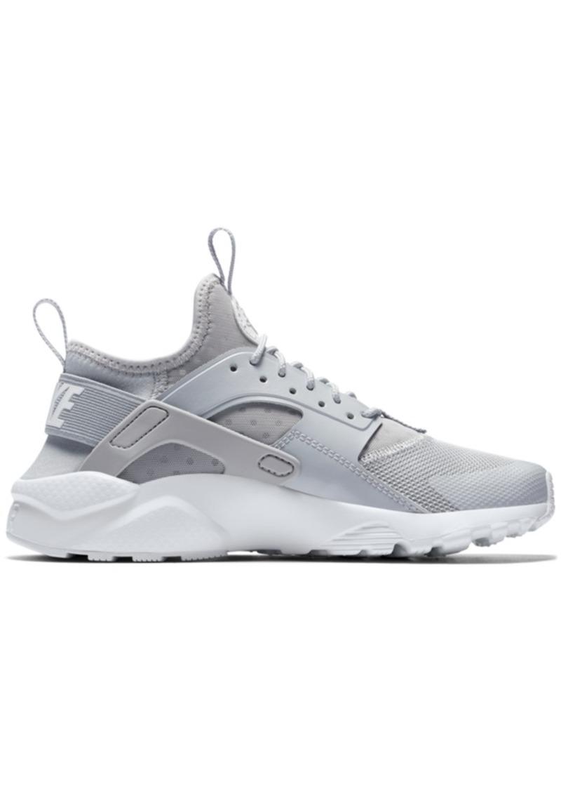 0a60f02ca57af Nike Nike Boys  Air Huarache Run Ultra Running Sneakers from Finish ...