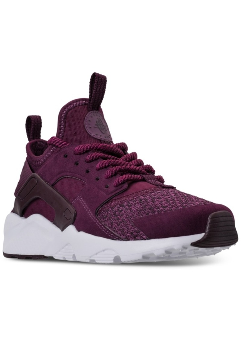 newest collection bb5f8 ae2d5 Big Boys  Air Huarache Run Ultra Se Running Sneakers from Finish Line. Nike