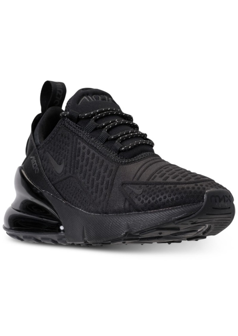 quality design 709f7 43e0b Boys' Air Max 270 Se Casual Sneakers from Finish Line