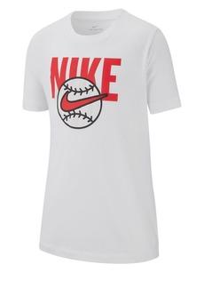 Nike Boy's Baseball Cotton Tee