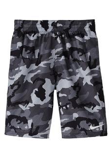 Nike Boy's Camo-Print Volley Shorts