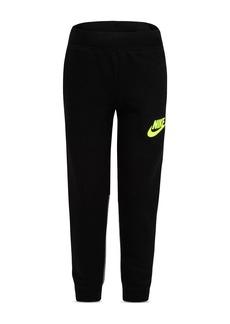 Nike Boys' Colorblock Logo Jogger Pants - Little Kid