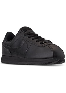 Nike Boys Cortez Basic Sl Casual Sneakers from Finish Line