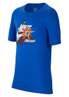 Nike Boy's Distorted Icons T-Shirt