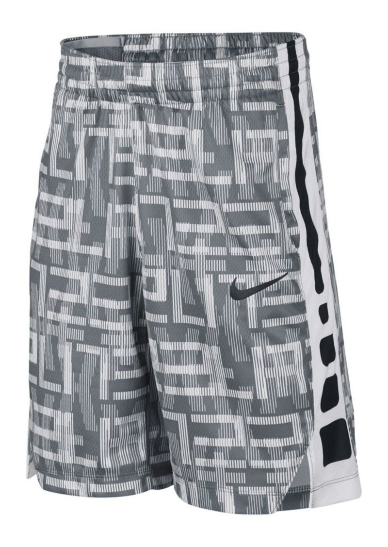 6f53646f6904 On Sale today! Nike Nike Boy s Dry Elite Basketball Shorts