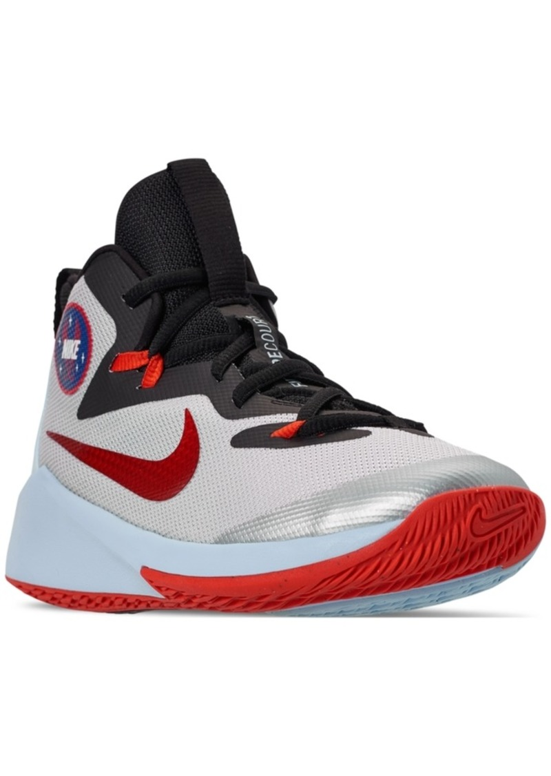 quality design ff7c2 12403 Boys  Future Court Sd Basketball Sneakers from Finish Line. Nike