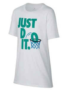 Nike Boy's Graphic Cotton Tee