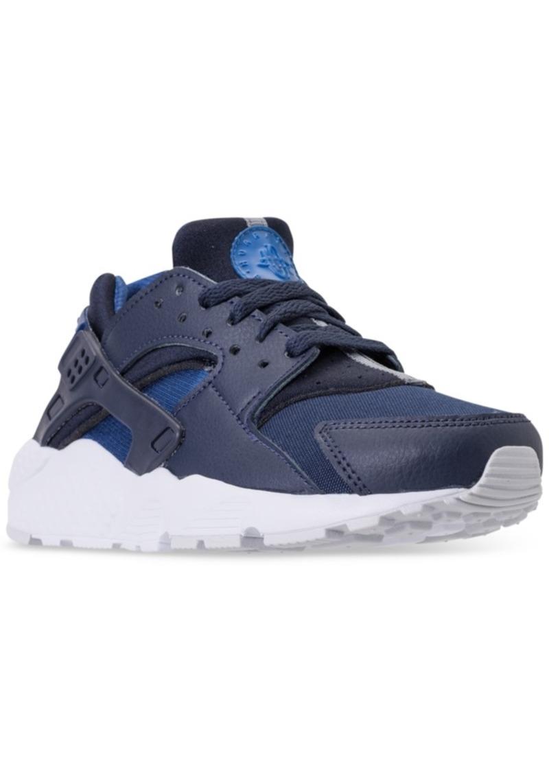 5598d6bf26f Nike Nike Boys  Huarache Run Running Sneakers from Finish Line