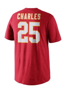 Nike Jamaal Charles Kansas City Chiefs Pride Name and Number T-Shirt, Big Boys
