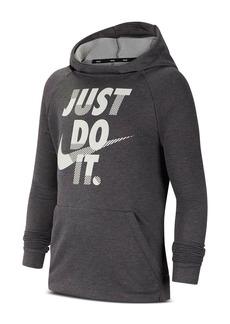 Nike Boys' Just Do It Hoodie - Big Kid