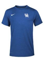Nike Kentucky Wildcats Dri-Fit Coach T-Shirt, Big Boys (8-20)
