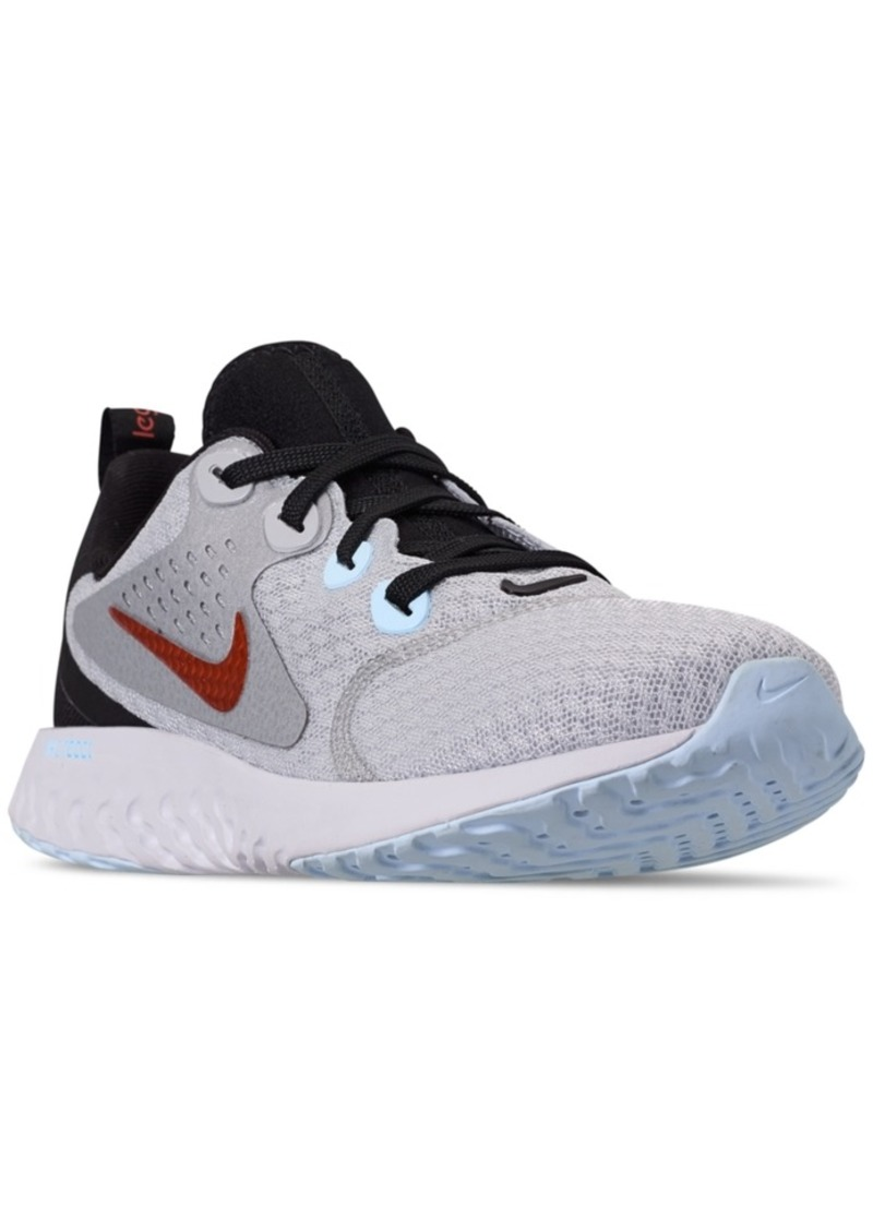 57d8014789a Nike Nike Boys  Legend React Sd Running Sneakers from Finish Line ...
