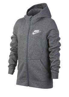 Nike Boy's Logo-Embroidered Jacket