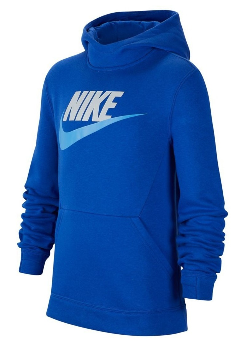 Nike Boy's Logo Hooded Jacket