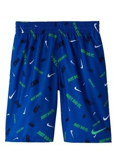 Nike Boy's Logofetti Volley Shorts