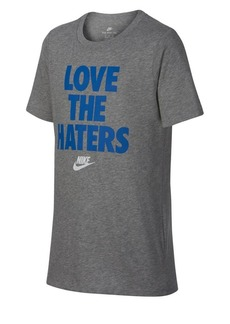 Nike Boy's Printed Cotton Tee