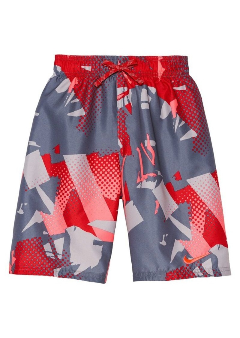 f78737bc Nike Nike Boy's Rash Guard Swim Trunks Now $26.60