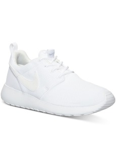 Nike Big Boys' Roshe One Casual Sneakers from Finish Line