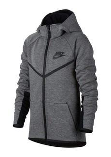 Nike Boys Sportswear Tech Fleece Windrunner Hoodie