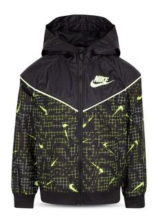 Nike Boys' Windrunner Zip Jacket - Little Kid