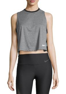 Nike Breathe Cropped Training Tank