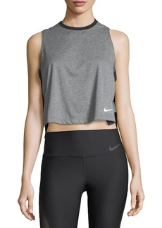 Nike Breathe Cropped Training Tank