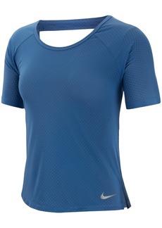 Nike Breathe Miler Running Top
