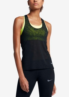 Nike Breathe T-Back Running Tank Top